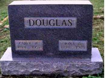 DOUGLAS, CAREY H. - Adams County, Ohio | CAREY H. DOUGLAS - Ohio Gravestone Photos