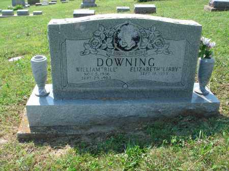 "DOWNING, ELIZABETH ""LIBBY"" - Adams County, Ohio 