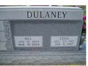 DULANEY, EDNA - Adams County, Ohio | EDNA DULANEY - Ohio Gravestone Photos
