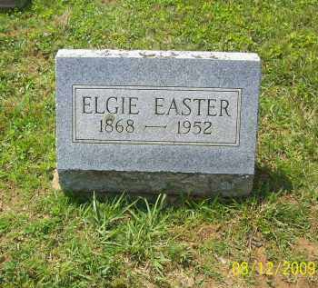 EASTER, ELGIE - Adams County, Ohio | ELGIE EASTER - Ohio Gravestone Photos
