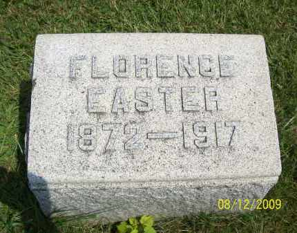 EASTER, FLORENCE - Adams County, Ohio | FLORENCE EASTER - Ohio Gravestone Photos