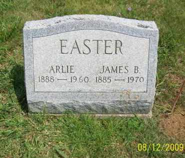 EASTER, ARLIE - Adams County, Ohio | ARLIE EASTER - Ohio Gravestone Photos