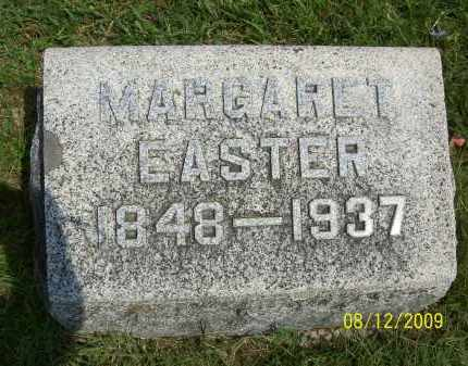 EASTER, MARGARET - Adams County, Ohio | MARGARET EASTER - Ohio Gravestone Photos