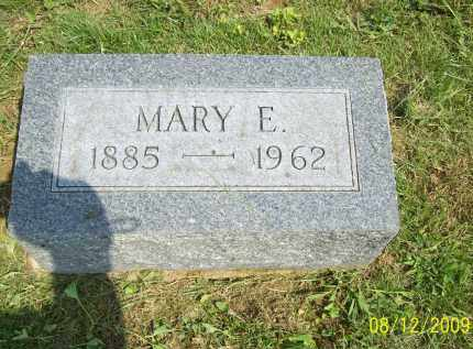 EASTER, MARY E - Adams County, Ohio | MARY E EASTER - Ohio Gravestone Photos