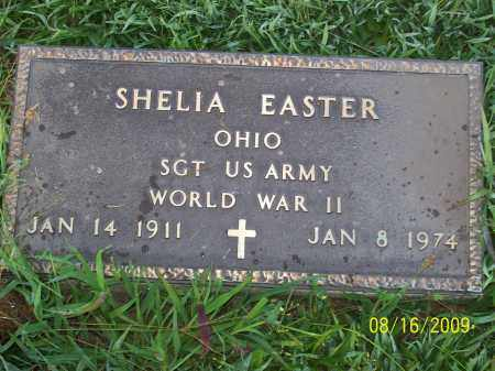 EASTER, SHELIA - Adams County, Ohio | SHELIA EASTER - Ohio Gravestone Photos