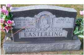 EASTERLING, DARRELL J. - Adams County, Ohio | DARRELL J. EASTERLING - Ohio Gravestone Photos
