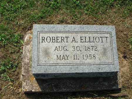 ELLIOTT, ROBERT A. - Adams County, Ohio | ROBERT A. ELLIOTT - Ohio Gravestone Photos