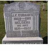 EUBANKS, DELCENA - Adams County, Ohio | DELCENA EUBANKS - Ohio Gravestone Photos