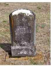 FENTON, CLARA A. - Adams County, Ohio   CLARA A. FENTON - Ohio Gravestone Photos