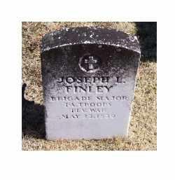 FINLEY, JOSEPH L. - Adams County, Ohio | JOSEPH L. FINLEY - Ohio Gravestone Photos