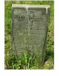 FINLEY, SARAH - Adams County, Ohio | SARAH FINLEY - Ohio Gravestone Photos