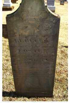 FOSTER, REBECCA - Adams County, Ohio   REBECCA FOSTER - Ohio Gravestone Photos
