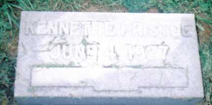 FRISTOE, KENNETH E. - Adams County, Ohio   KENNETH E. FRISTOE - Ohio Gravestone Photos