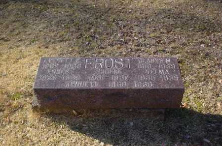 FROST, ERNEST - Adams County, Ohio | ERNEST FROST - Ohio Gravestone Photos