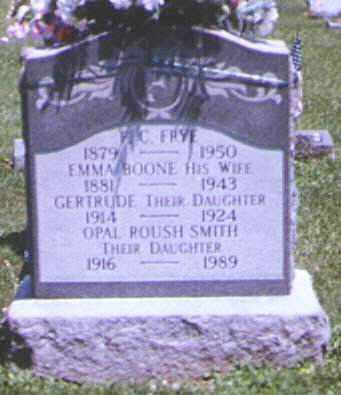 SMITH, OPAL - Adams County, Ohio | OPAL SMITH - Ohio Gravestone Photos
