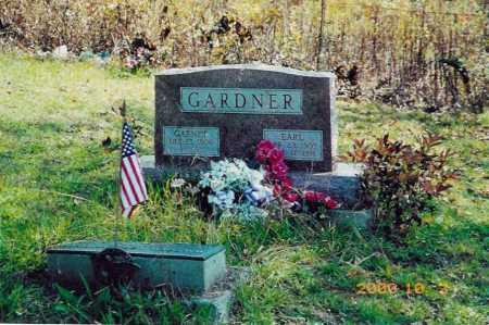 EARL GARDNER, CLEARANCE - Adams County, Ohio | CLEARANCE EARL GARDNER - Ohio Gravestone Photos
