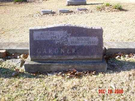 GARDNER, MINNIE - Adams County, Ohio | MINNIE GARDNER - Ohio Gravestone Photos