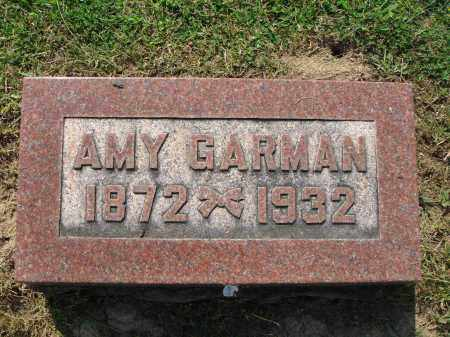 GARMAN, AMY - Adams County, Ohio | AMY GARMAN - Ohio Gravestone Photos