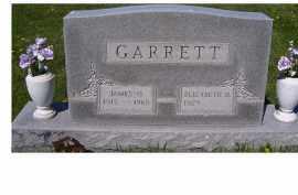 GARRETT, ELIZABETH D. - Adams County, Ohio | ELIZABETH D. GARRETT - Ohio Gravestone Photos