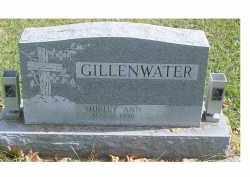 GILLENWATER, SHIRLEY ANN - Adams County, Ohio | SHIRLEY ANN GILLENWATER - Ohio Gravestone Photos