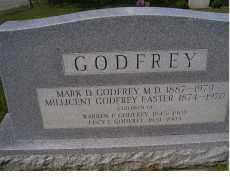 GODFREY, MILLICENT - Adams County, Ohio | MILLICENT GODFREY - Ohio Gravestone Photos