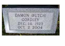 GORDLEY, DAMON (BUTCH) - Adams County, Ohio | DAMON (BUTCH) GORDLEY - Ohio Gravestone Photos