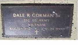 GORMAN, DALE R. SR. - Adams County, Ohio | DALE R. SR. GORMAN - Ohio Gravestone Photos