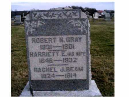 GRAY, ROBERT N. - Adams County, Ohio | ROBERT N. GRAY - Ohio Gravestone Photos