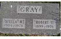 GRAY, ROBERT T. - Adams County, Ohio | ROBERT T. GRAY - Ohio Gravestone Photos