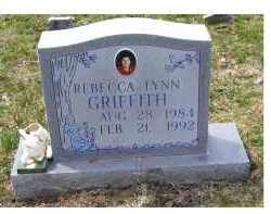 GRIFFITH, REBECCA LYNN - Adams County, Ohio | REBECCA LYNN GRIFFITH - Ohio Gravestone Photos