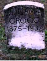 GROGG, WILLIAM H. - Adams County, Ohio | WILLIAM H. GROGG - Ohio Gravestone Photos