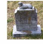 GROOMS, CARL RUSSEL - Adams County, Ohio | CARL RUSSEL GROOMS - Ohio Gravestone Photos