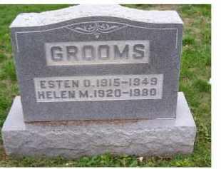 GROOMS, HELEN M. - Adams County, Ohio | HELEN M. GROOMS - Ohio Gravestone Photos