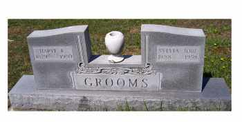 GROOMS, HARVE R. - Adams County, Ohio | HARVE R. GROOMS - Ohio Gravestone Photos