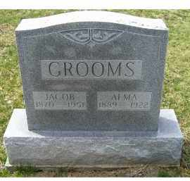 GROOMS, ALMA - Adams County, Ohio | ALMA GROOMS - Ohio Gravestone Photos