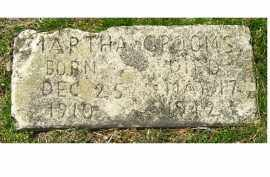 GROOMS, MARTHA - Adams County, Ohio | MARTHA GROOMS - Ohio Gravestone Photos