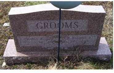 GROOMS, VIRGINIA M. - Adams County, Ohio | VIRGINIA M. GROOMS - Ohio Gravestone Photos