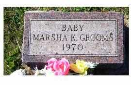 GROOMS, MARSHA K. - Adams County, Ohio | MARSHA K. GROOMS - Ohio Gravestone Photos