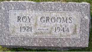 GROOMS, ROY - Adams County, Ohio | ROY GROOMS - Ohio Gravestone Photos