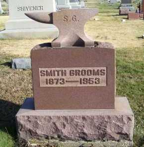 GROOMS, SMITH - Adams County, Ohio | SMITH GROOMS - Ohio Gravestone Photos