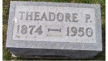 GROOMS, THEADORE P. - Adams County, Ohio | THEADORE P. GROOMS - Ohio Gravestone Photos