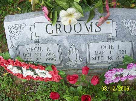GROOMS, OCIE I - Adams County, Ohio | OCIE I GROOMS - Ohio Gravestone Photos