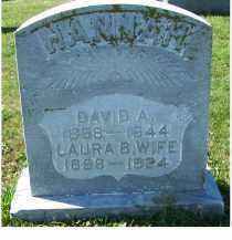 HANNAH, LAURA B. - Adams County, Ohio | LAURA B. HANNAH - Ohio Gravestone Photos