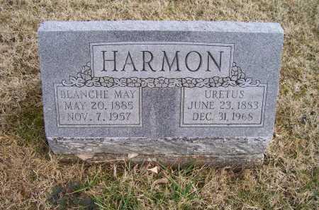 HARMON, URETUS - Adams County, Ohio | URETUS HARMON - Ohio Gravestone Photos
