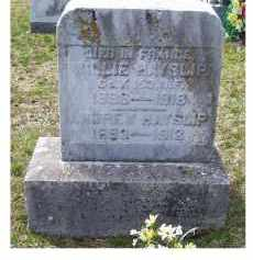 HAYSLIP, WILLIE - Adams County, Ohio | WILLIE HAYSLIP - Ohio Gravestone Photos