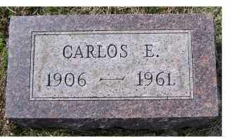 HAZELBAKER, CARLOS E. - Adams County, Ohio | CARLOS E. HAZELBAKER - Ohio Gravestone Photos