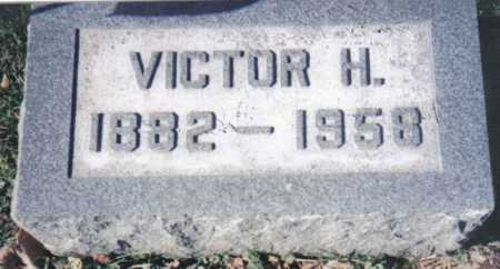 HAZELBAKER, VICTOR H. - Adams County, Ohio | VICTOR H. HAZELBAKER - Ohio Gravestone Photos