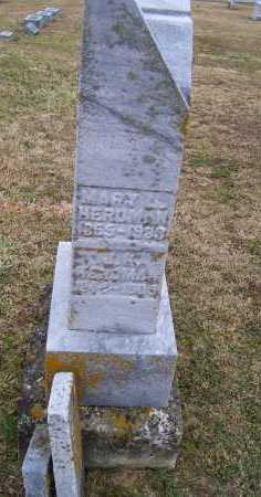 HERDMAN, J. K. - Adams County, Ohio | J. K. HERDMAN - Ohio Gravestone Photos