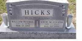 HICKS, VICIE M. - Adams County, Ohio | VICIE M. HICKS - Ohio Gravestone Photos