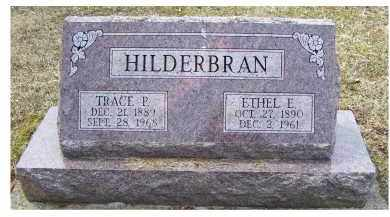 HILDERBRAN, ETHEL E. - Adams County, Ohio | ETHEL E. HILDERBRAN - Ohio Gravestone Photos
